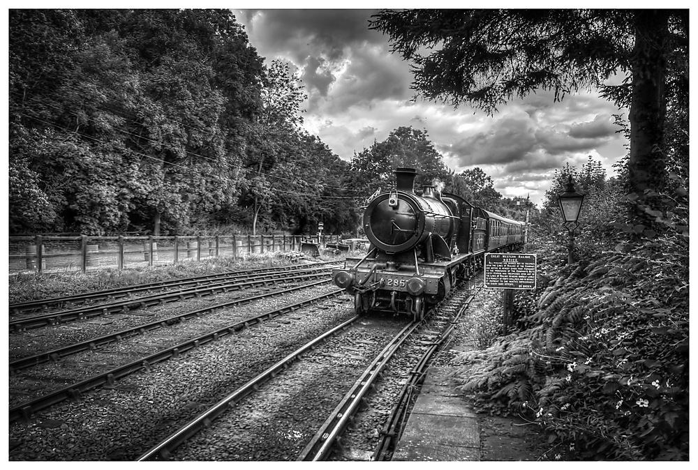 photoblog image Severn Valley railway one of a lot