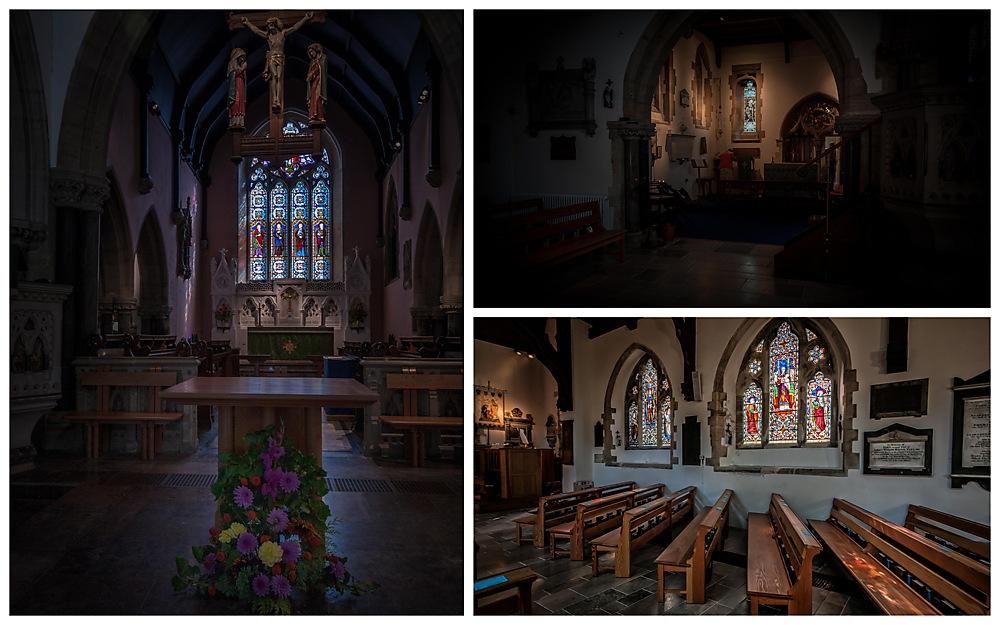 photoblog image St Nicholas church Sidmouth