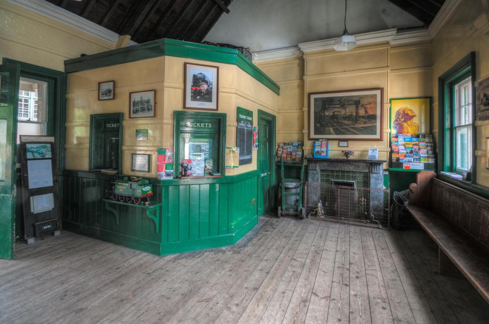 photoblog image Swanage railway