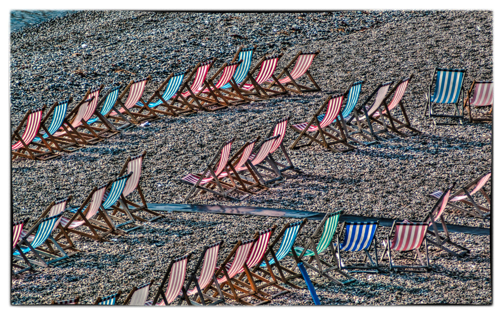 photoblog image Deck chairs 2