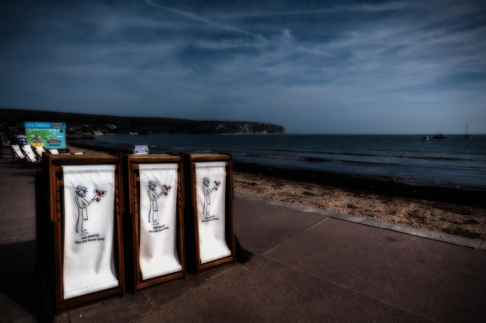 photoblog image Deck chairs 1