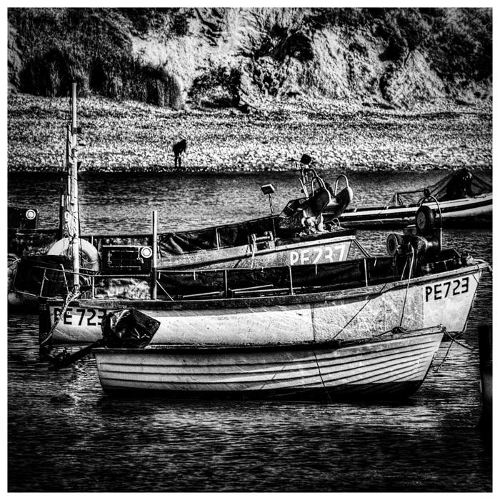 photoblog image Lulworth Boats
