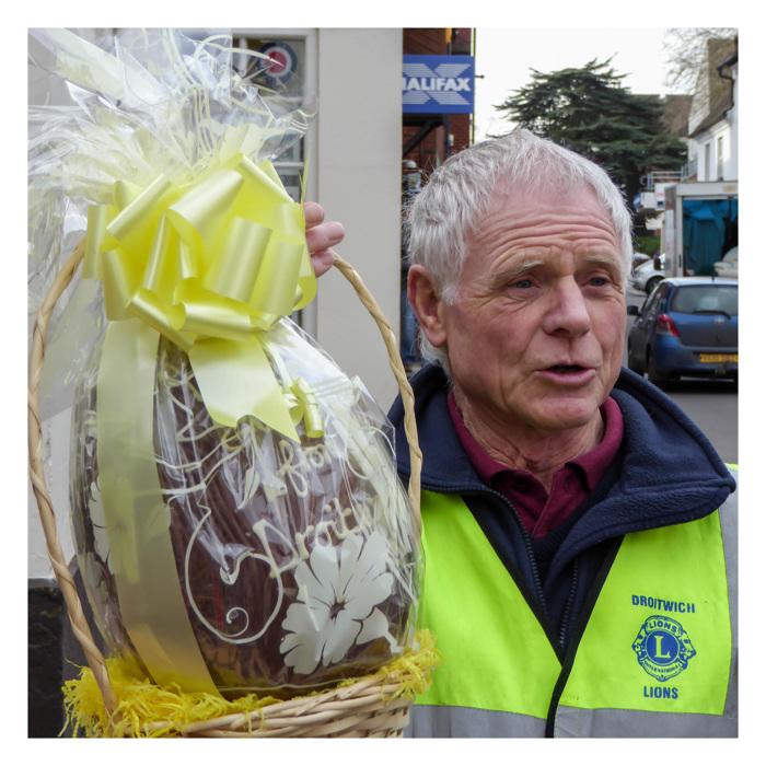 photoblog image I am the egg man