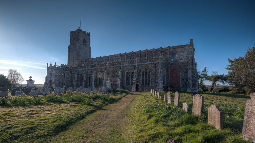 photoblog image The Cathedral of the Marshes 1 of several