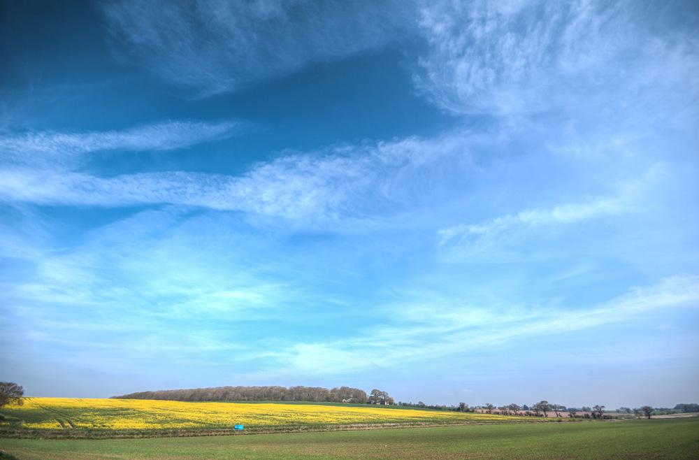 photoblog image Suffolkshire skies 2