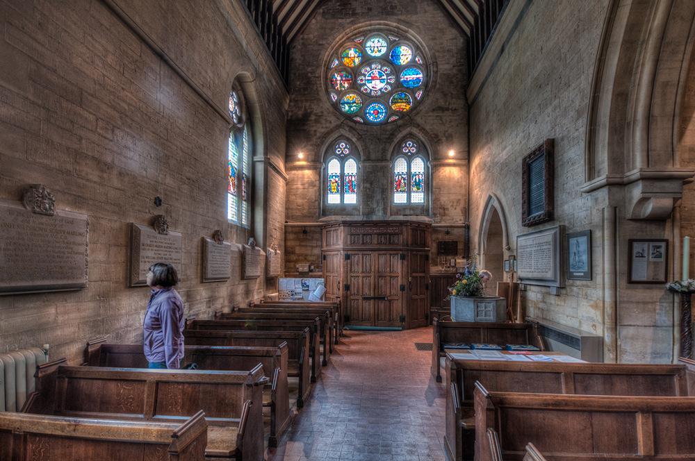 photoblog image All Saints Church Selsley 4