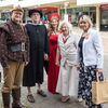 Dressing up in Droitwich