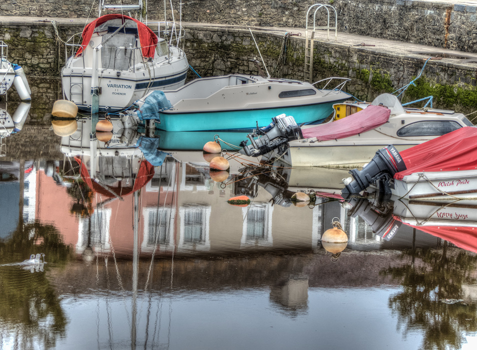photoblog image Houseboats?