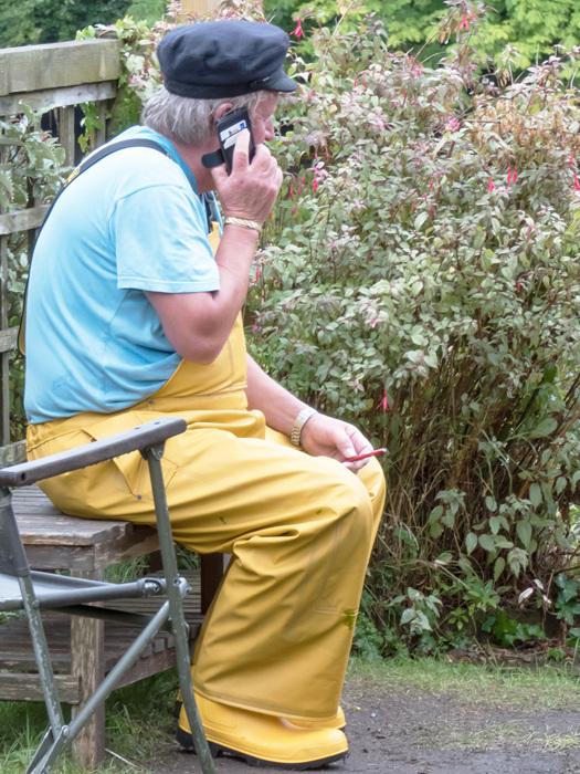 photoblog image I got your number