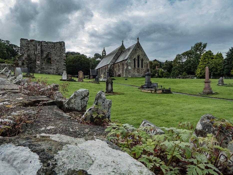 photoblog image St Dogmaels Abbey