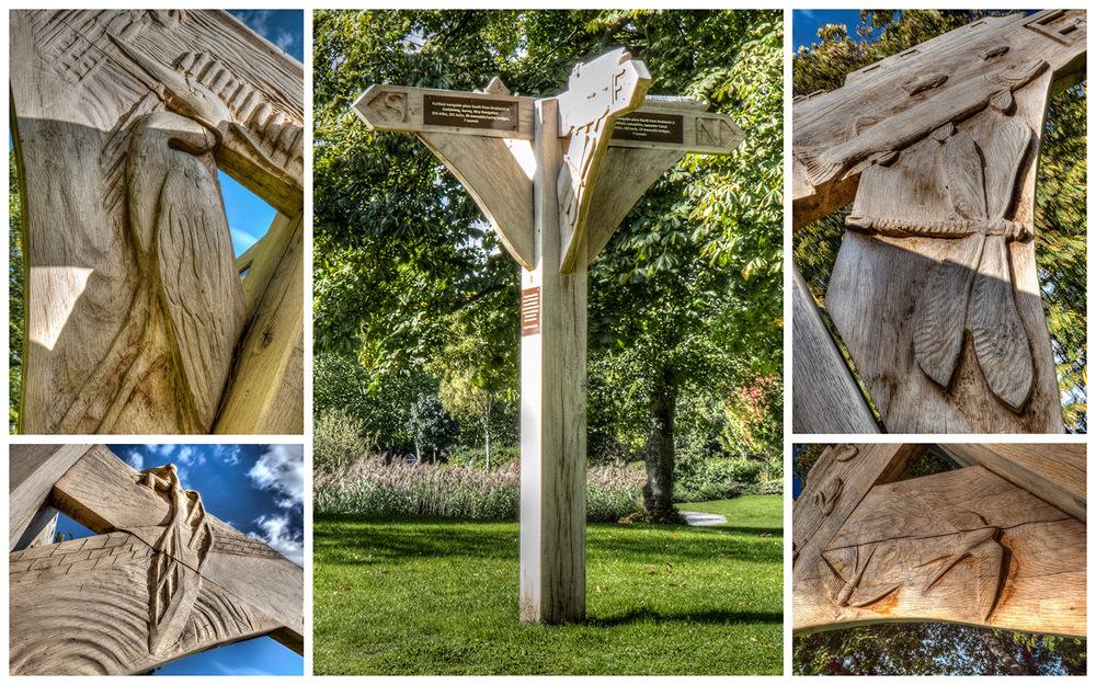 photoblog image Signpost
