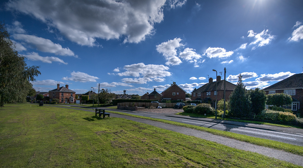 photoblog image Tagwell road in Droitwich