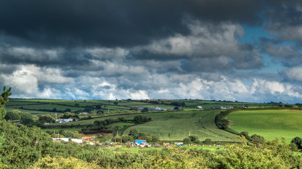 photoblog image Welsh Farmland