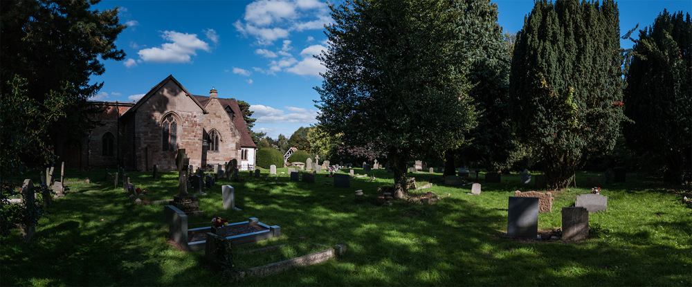 photoblog image St Peter's Church Droitwich