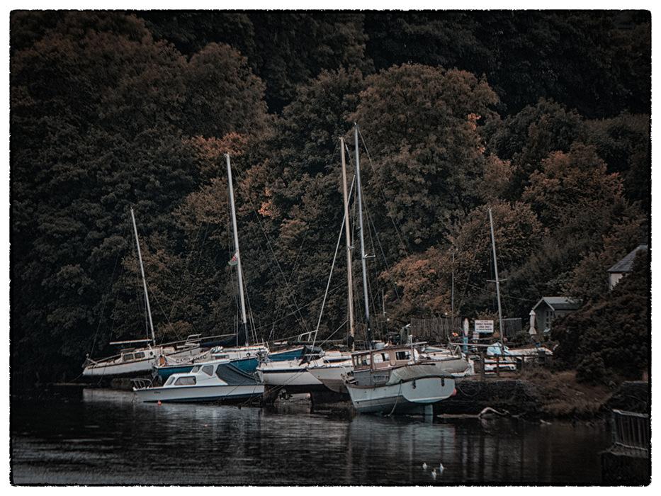 photoblog image Boat Tuesday