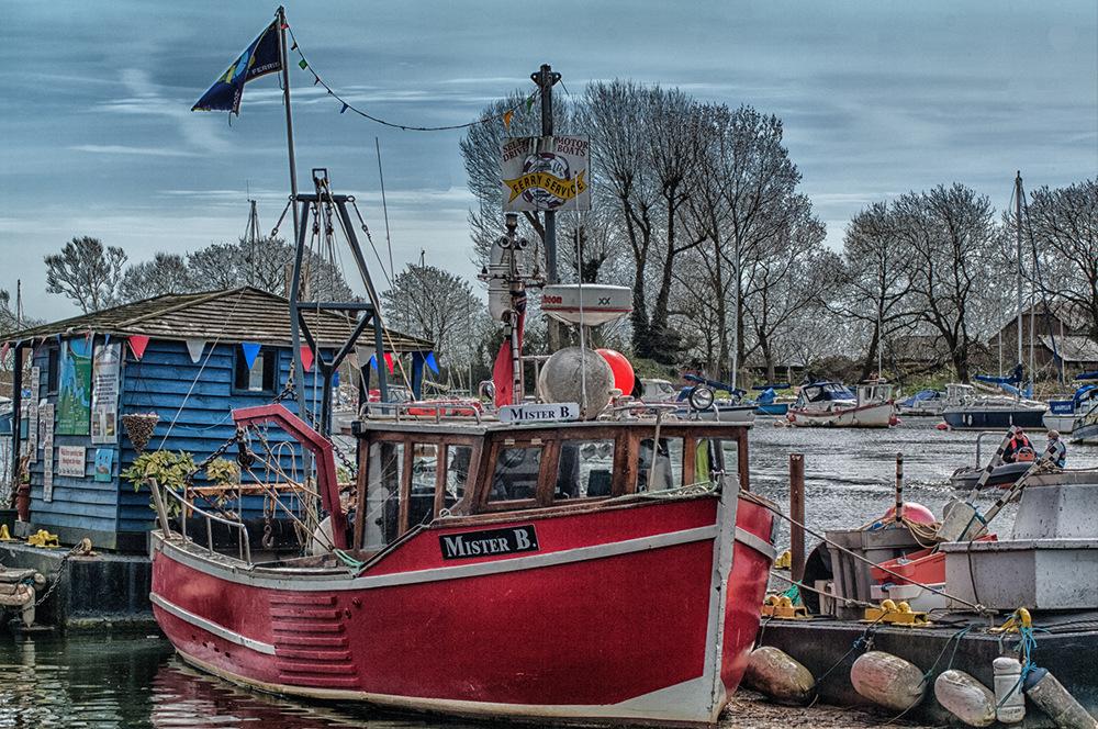 photoblog image Boats