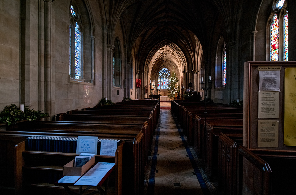 photoblog image St Leonards Church Charlecote Warwickshire