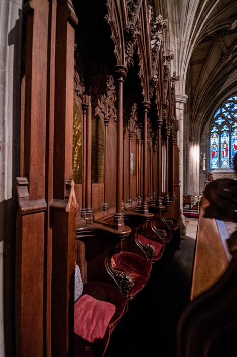 photoblog image St Leonards Church Charlecote Warwickshire