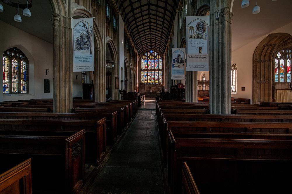 photoblog image St Lawrence's Church Evesham 2of 5
