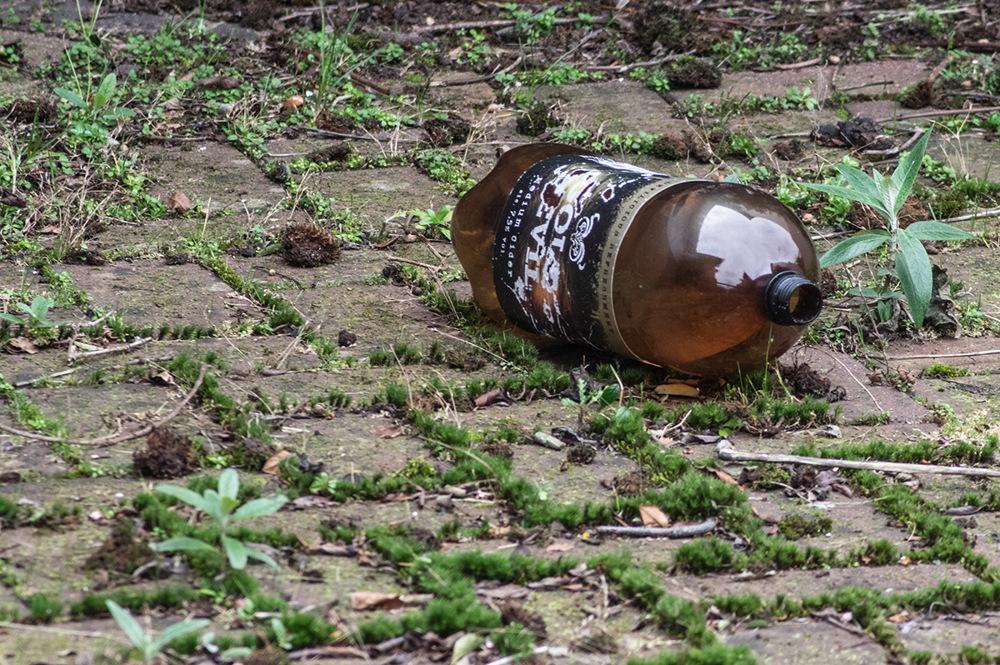 photoblog image Bottle
