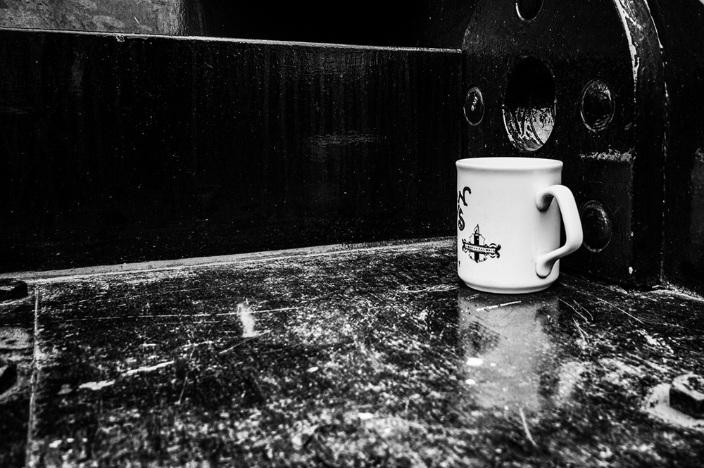 photoblog image Tea Break