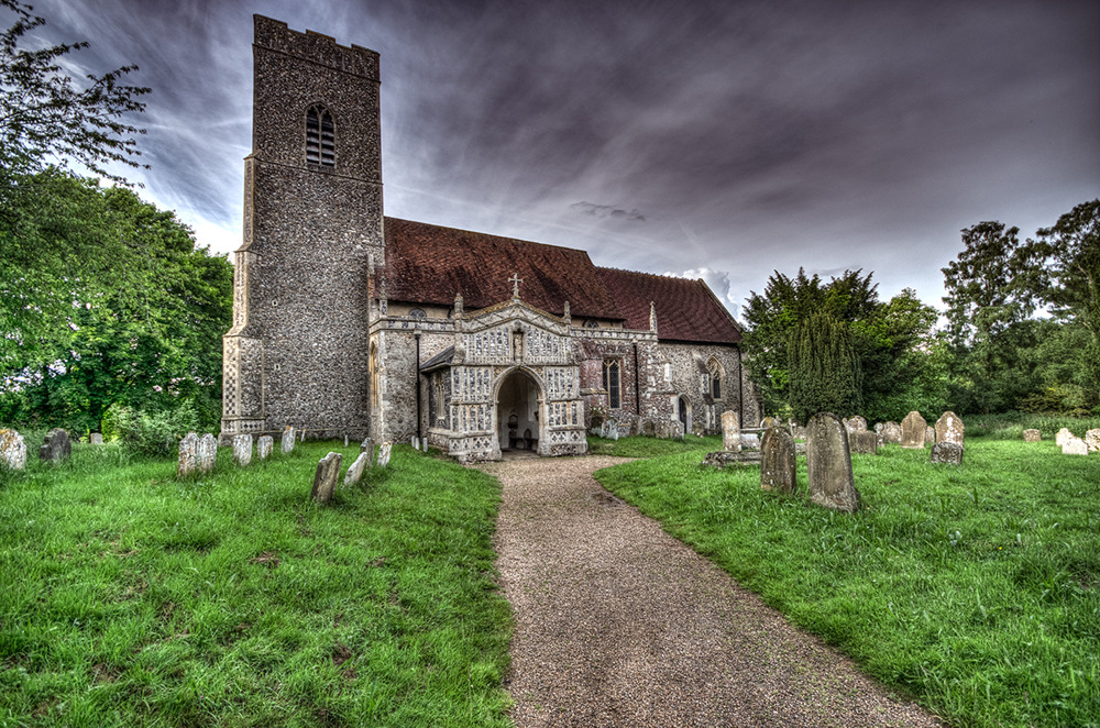 photoblog image St Mary's Huntingfield 4