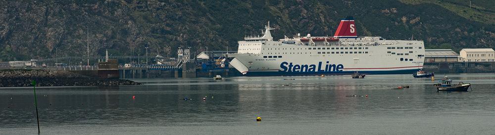 photoblog image Ferry to Ireland