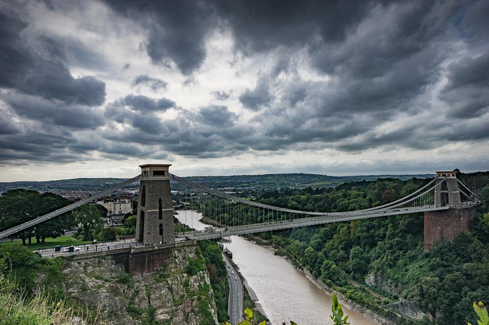 photoblog image Clifton Suspension Bridge