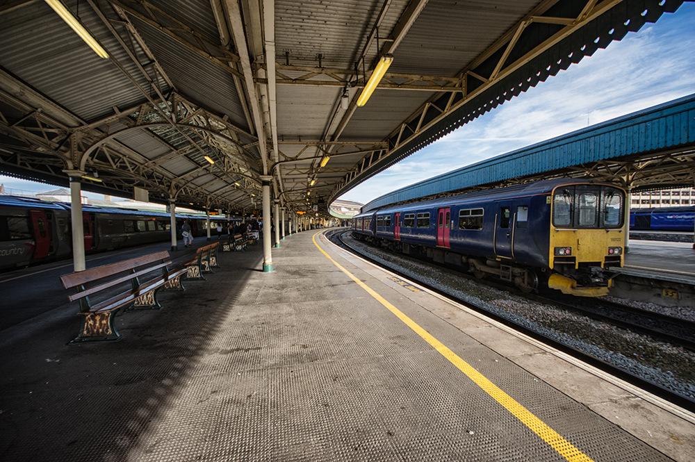 photoblog image Trains