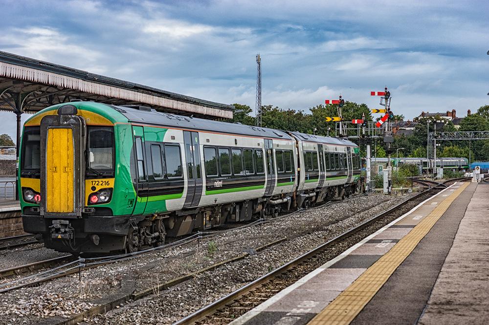 photoblog image Worcester Shrub Hill Station