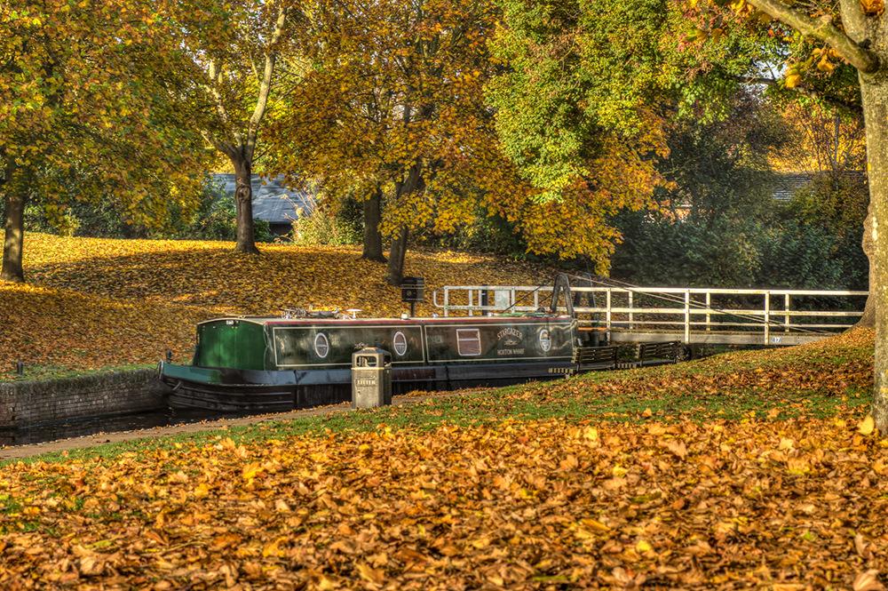 photoblog image Droitwich Autumn