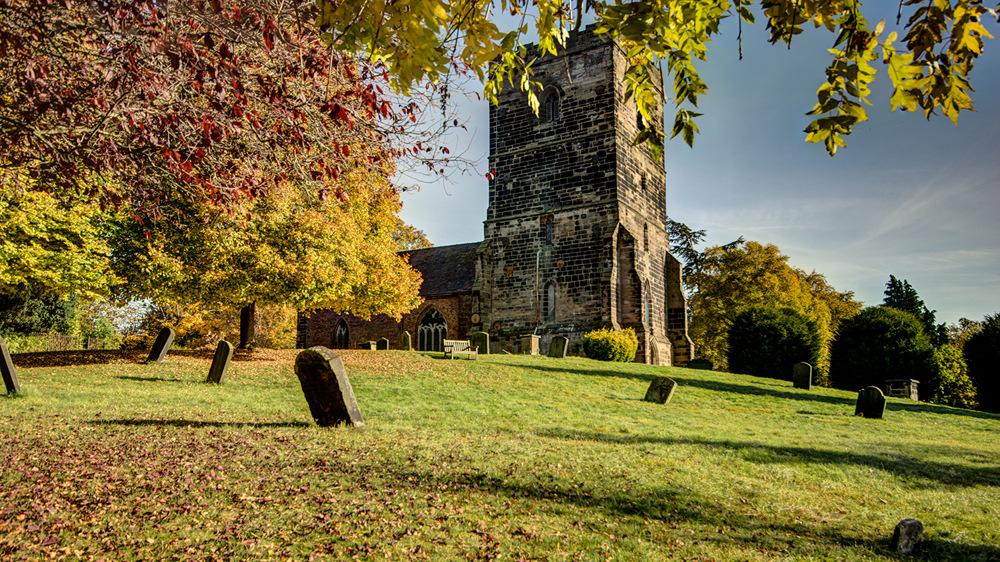 photoblog image St Augustine's Church Droitwich