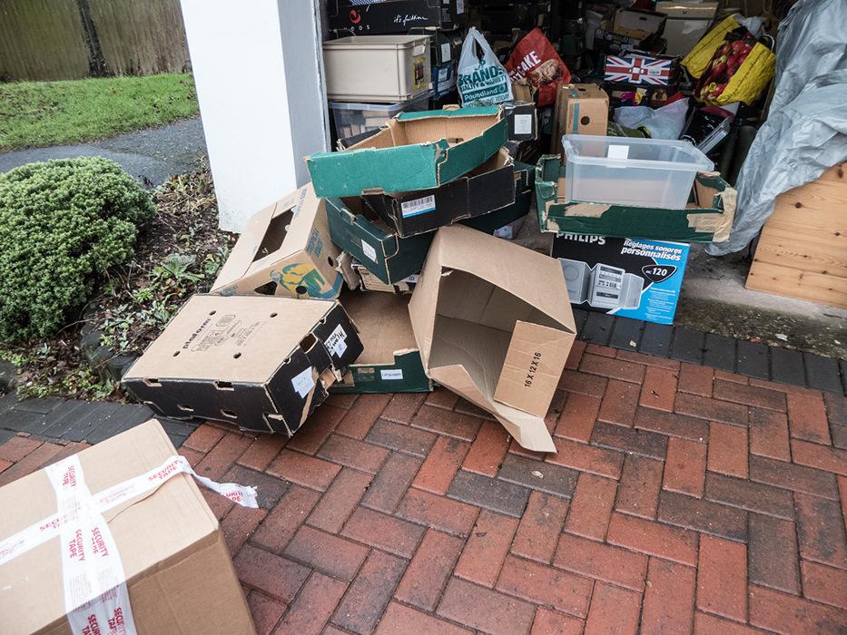 photoblog image Garage 3 of several