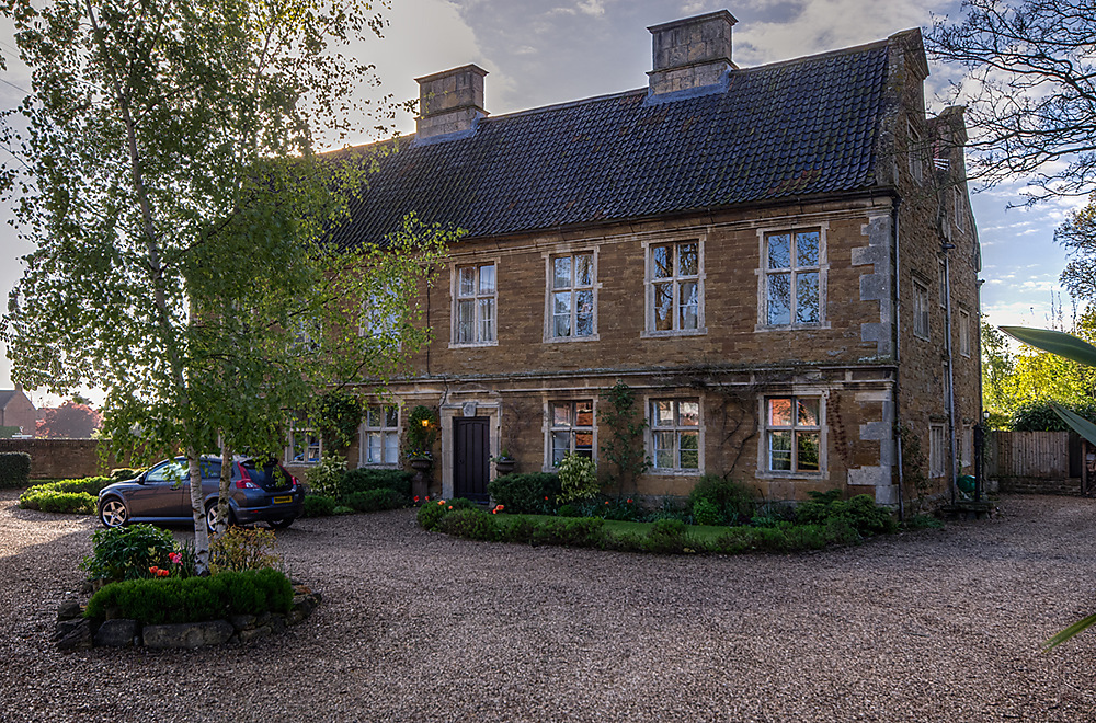 photoblog image Allington Manor
