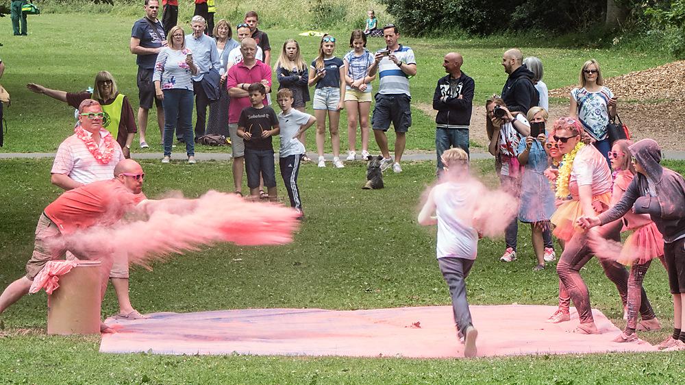 photoblog image colour run7