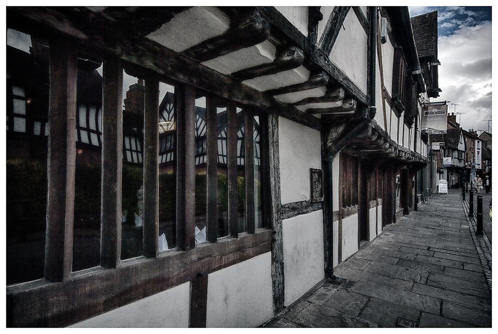 photoblog image Friar Street Worcester