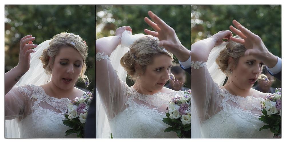 photoblog image Faces at a wedding