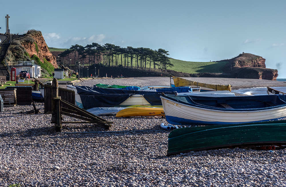 photoblog image Budleigh Salterton 5 of some
