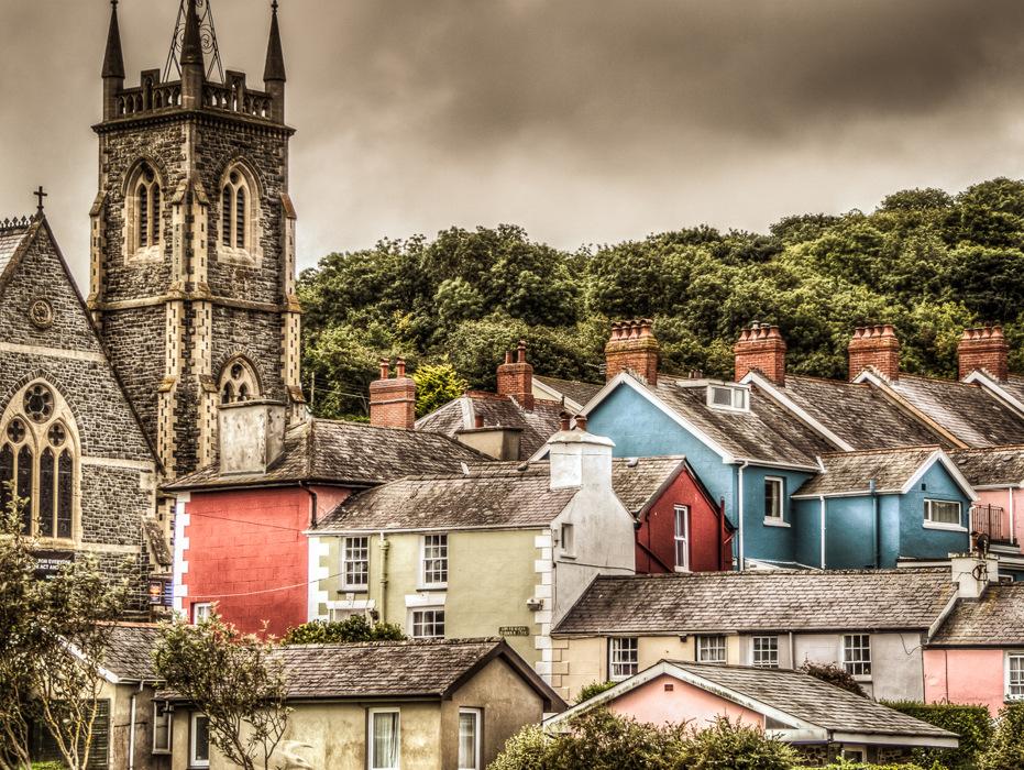 photoblog image Old Welsh stuff 5