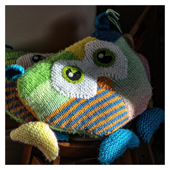 photoblog image Owl
