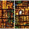 Tewkesbury Abbey window