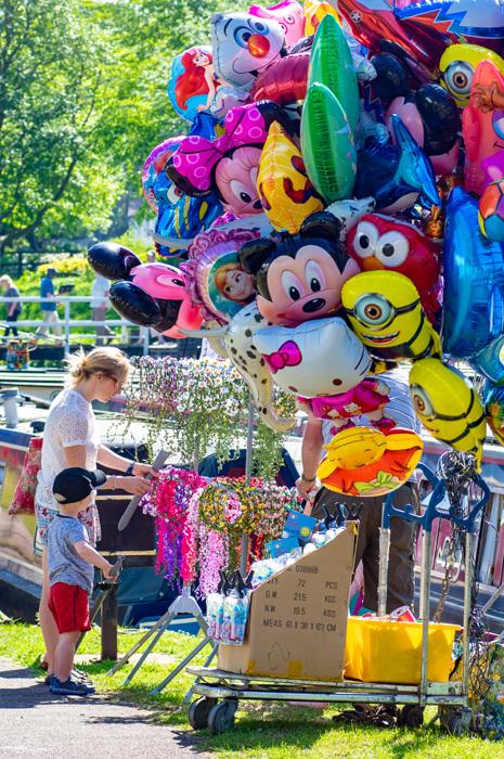photoblog image Balloons