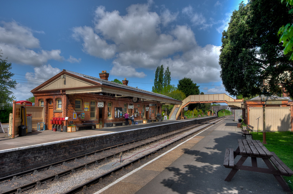 photoblog image Toddington Railway Station