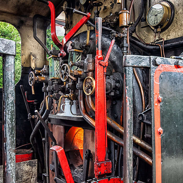 photoblog image Gwilli Railway 1