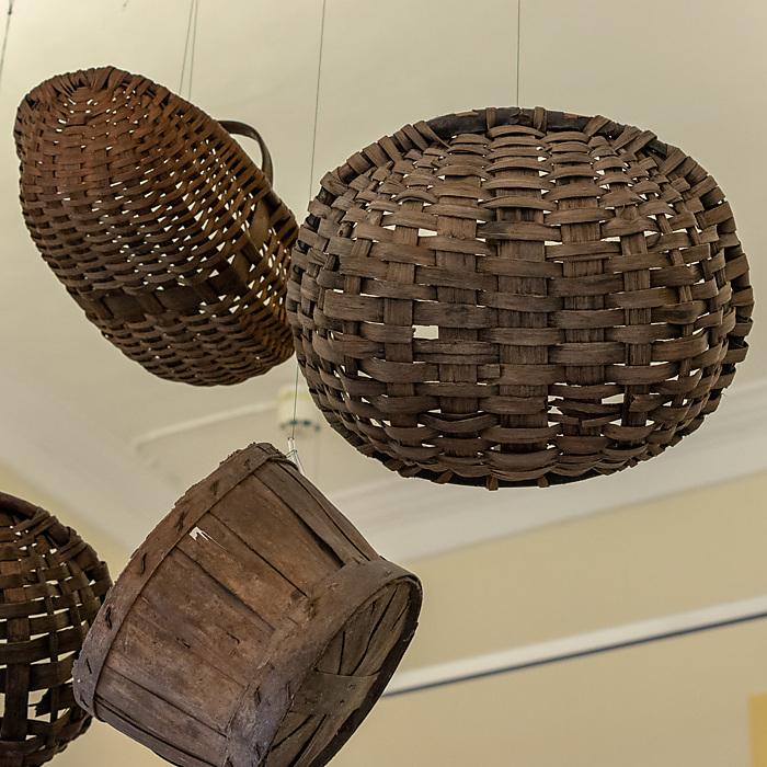 photoblog image Flying Baskets