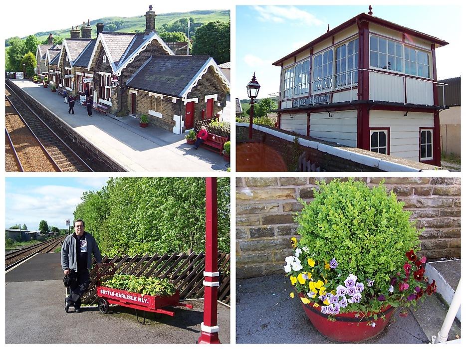 photoblog image Settle to Carlisle 2005