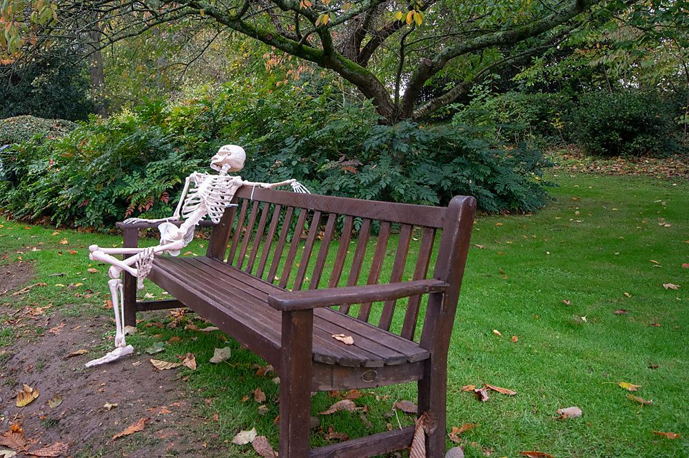 photoblog image Tired of waiting