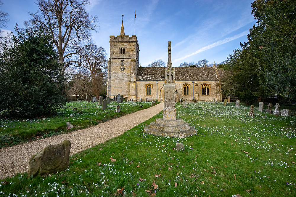 photoblog image St James Church Birlingham