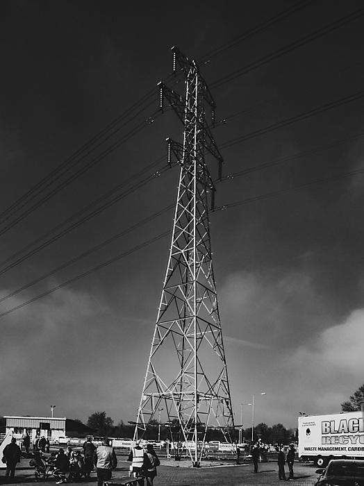 photoblog image Pylon