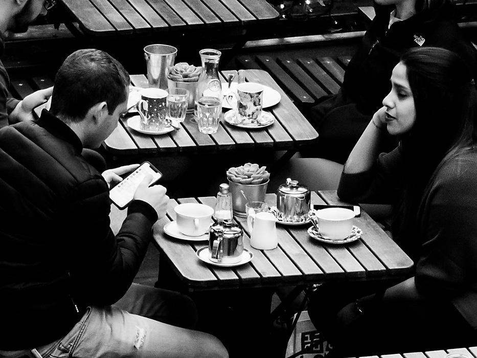 photoblog image Romance?